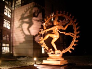 Shiva en Cern