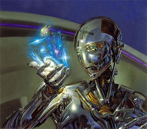Planes de la Elite - Transhumanismo (Robotización del Cuerpo Humano) Humanoid